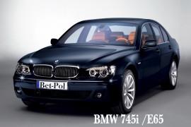 BMW 745 i / E65