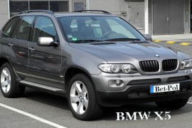 BMW X5 / E53